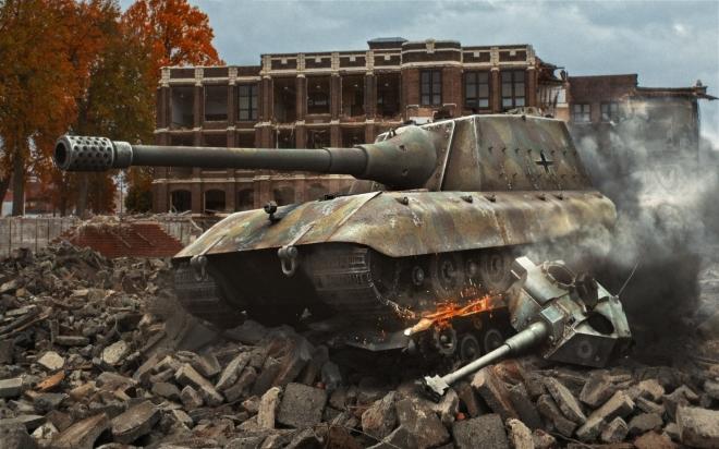 Живые обои для рабочего стола world of tanks 1