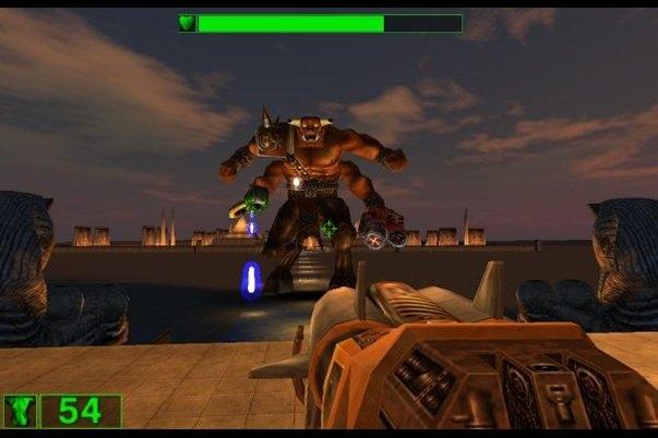 «Большие парни» − боссы-гиганты в компьютерных играх